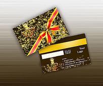 金色雪花礼品VIP卡