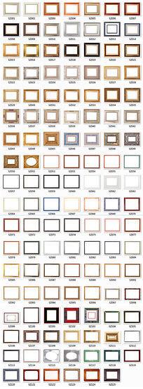 125张方形相框贴图