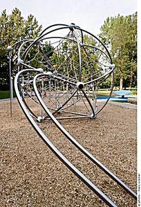 银质儿童娱乐设施