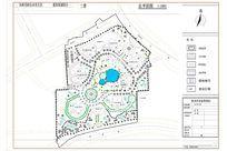 XX市美丽山水住宅区设计图