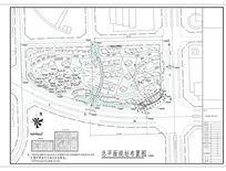 XX园居住区规划