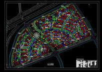 公园平面总图