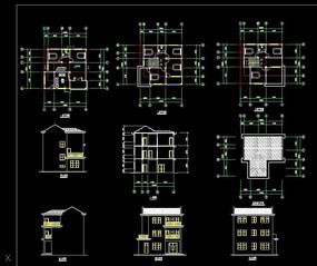 农村住宅设计方案