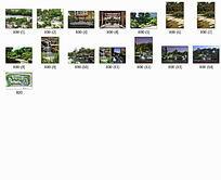 深圳中信岸芷汀兰新中式居住区景观设计
