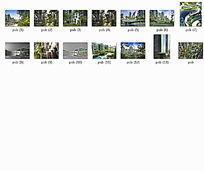 新加坡嘉皇居住宅景观