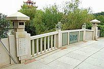 中式古典栏杆