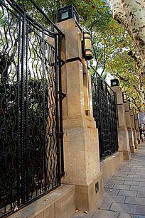 住宅区围栏意向 JPG
