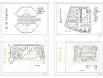 多种公园设计平面