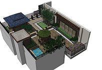 住宅庭院景观