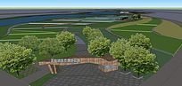 生态湿地公园