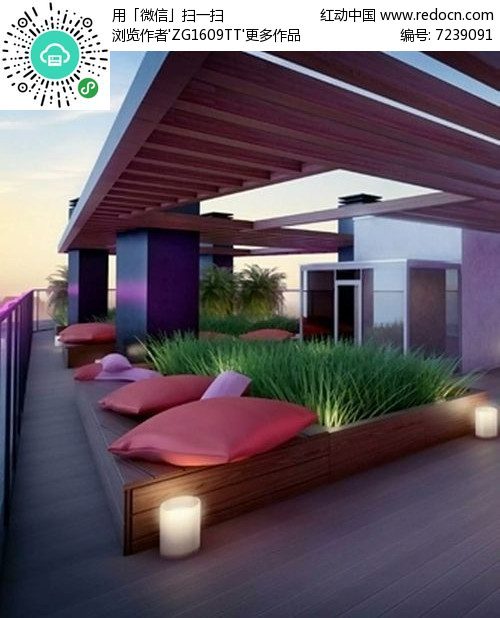 庭院木质树池座椅jpg素材下载_花坛树池设计图片