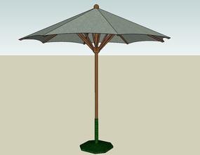 复古遮阳伞
