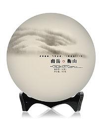 普洱茶饼包装设计 中国风饼纸
