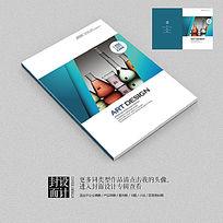 医院医疗器械商务产品宣传册封面