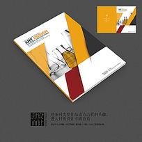 医院医疗医学院宣传画册商业封面设计