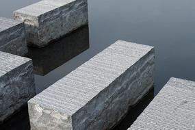 条石水中汀步