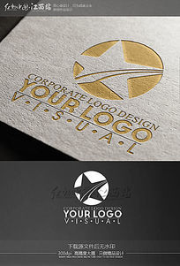 创意科技公司logo设计