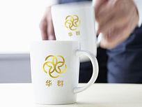 金色科技logo