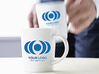 蓝色眼睛电器logo