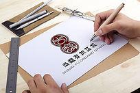 中国风企业logo设计