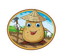 土豆卡通形象设计