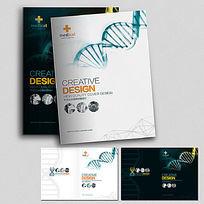 DNA分子封面