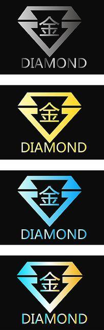 金钻logo设计