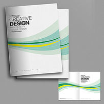 企业集团画册封面