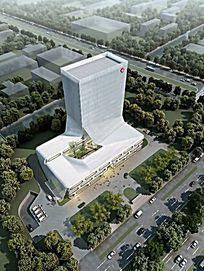 高档医院建筑