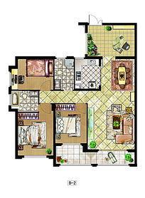 小型别墅户型图