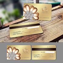 钻石金卡会员卡贵宾卡VIP卡