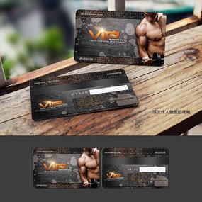 健身会员卡健身VIP卡