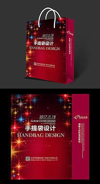 礼品公司手提袋设计