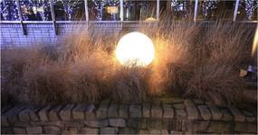 草坪灯地灯景观设计