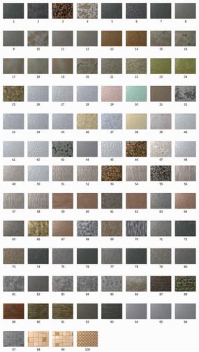 混凝土3d材质贴图100张