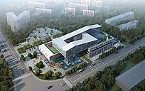 某工厂改造建筑 JPG