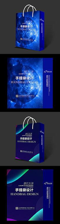 全球高档手提袋模板素材