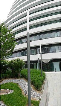 现代风格景观灯柱
