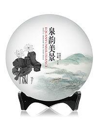 中国风饼纸茶饼包装