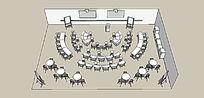 超多人会议室