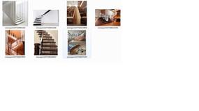 创意美术馆书吧楼梯