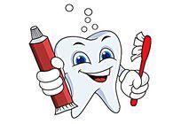 创意卡通牙齿形象设计