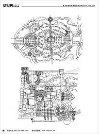 小区规划设计