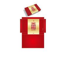 茶叶包装设计展开图茶叶礼盒包装设计