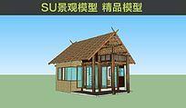度假村小木屋