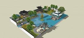 嬉水公园设计