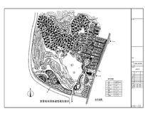 某小区整体规划设计图