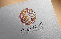 海鲜餐馆品牌logo