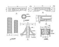 古建牌帘结构图
