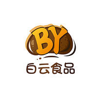 零食食品logo设计
